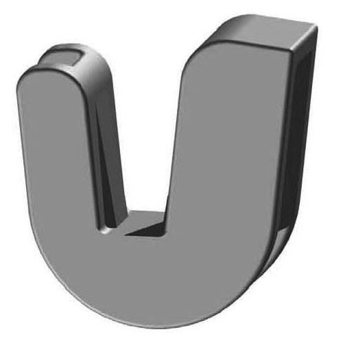 Kermi Schallschutzclip für Wandkonsole
