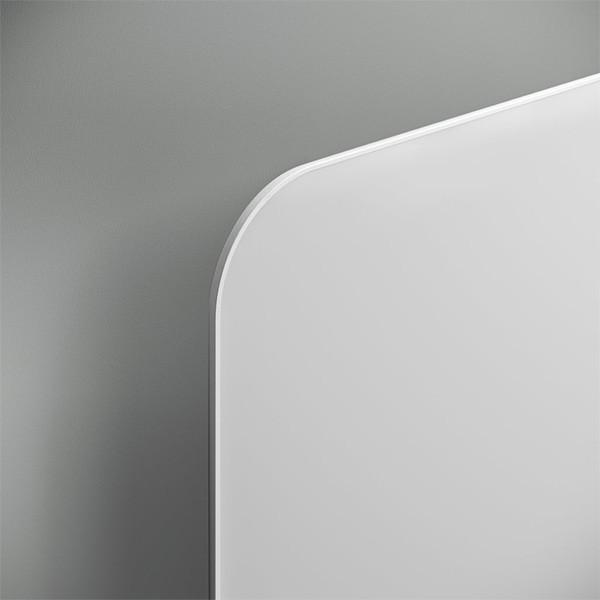 Kermi Elveo Design-Badheizkörper, Variante Raumerwärmung