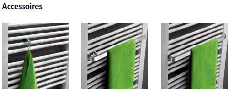 Accessoires Kermi Credo plus-Elektro Design-Badheizkörper