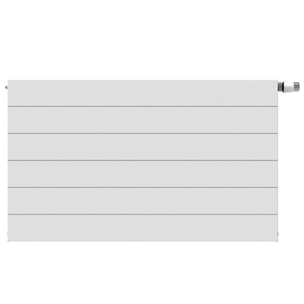 Henrad Everest Line Eco Line-Ventilheizkörper Mittelanschluss Typ 21, zweireihig ein Konvektor