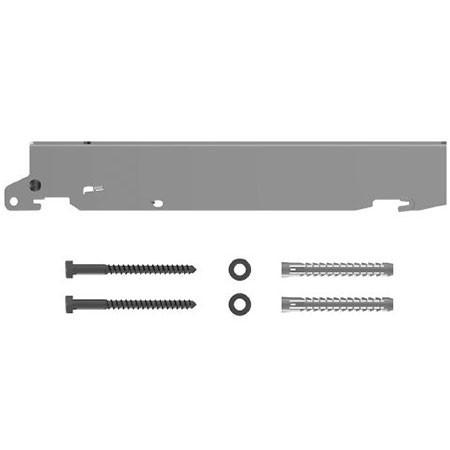Kermi Schnellmontagekonsole für Typ 10 als 3. Konsole ab Baulänge 1800mm (Set)