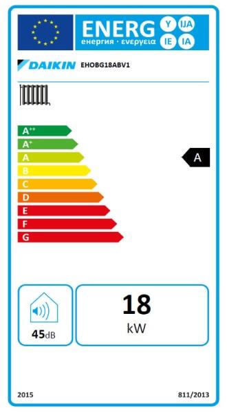 DAIKIN Altherma C Gas W top 18T, 18 kW Gaskessel zur Kombi mit Speicher