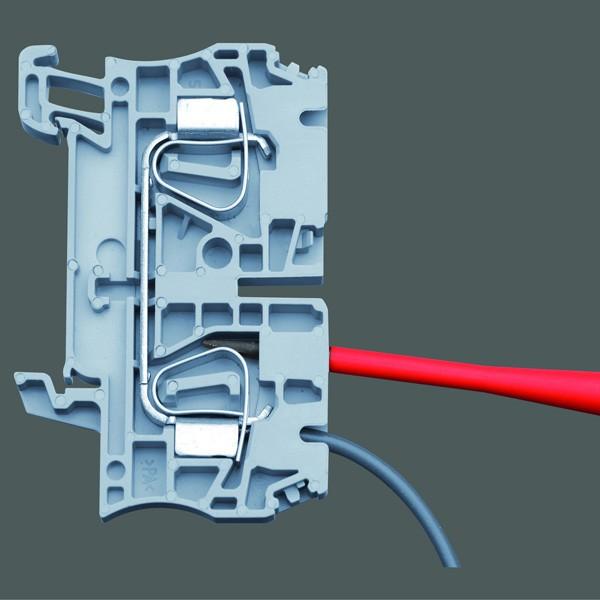 Wera Zyklop Kraftform Kompakt SH 1 Sanitär, Heizung, Plumbkit, 25-teilig