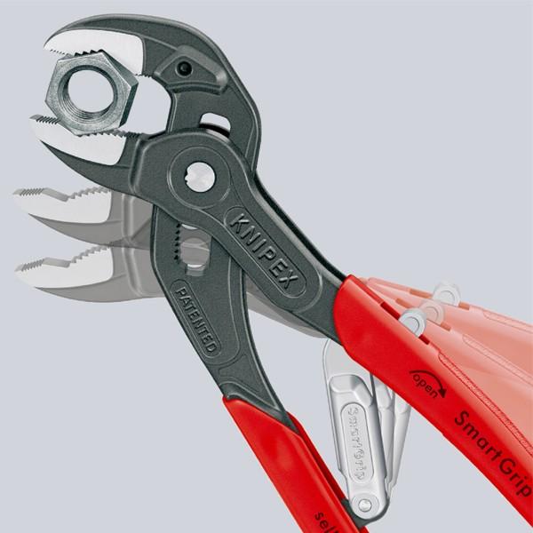 Knipex SmartGrip Wasserpumpenzange, 250mm