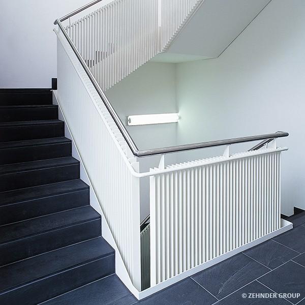 Zehnder Excelsior Design-Heizkörper, 2-reihig