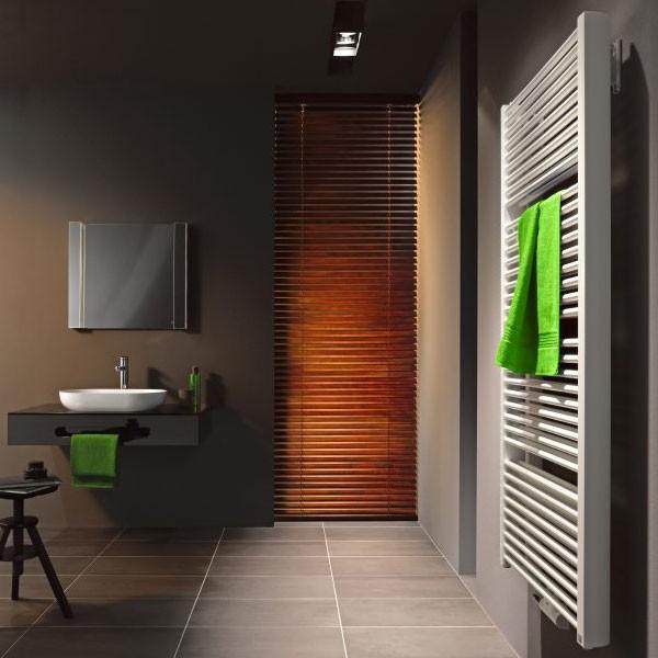 Kermi Duett Design-Badheizkörper