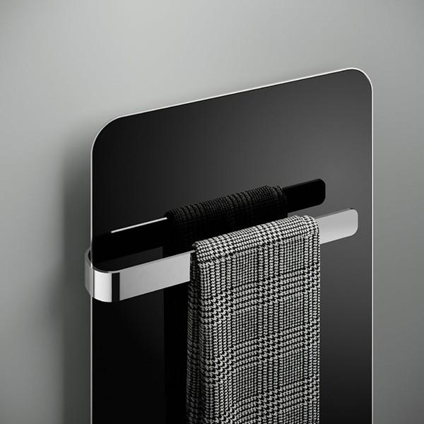 Kermi Elveo Design-Badheizkörper, Variante Handtucherwärmung