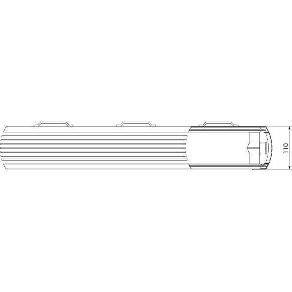 Purmo Dekorativheizkörper Kos H Typ 20, zweilagig ohne Konvektor