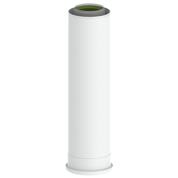 remeha abgasrohr 500mm au enwand konzentrisch k rzbar alternative haustechnik. Black Bedroom Furniture Sets. Home Design Ideas