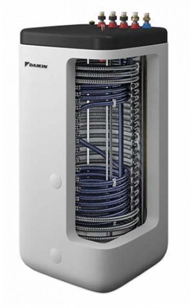 DAIKIN Altherma ST 538/16/0-P 500 L Wärme- und Solarspeicher, Drucksolar-Wärmetauscher