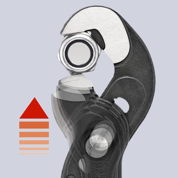 Knipex Schraubzange, 250mm