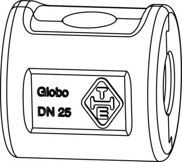 Heimeier Wärmedämmschale für Globo H/P