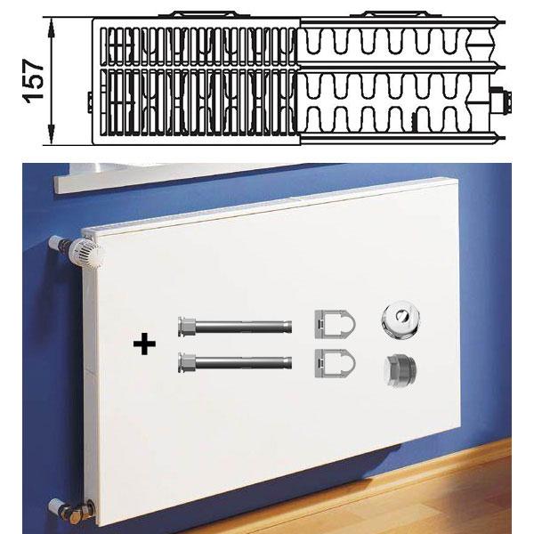 kermi therm x2 plan kompaktheizk rper typ 33 dreireihig. Black Bedroom Furniture Sets. Home Design Ideas