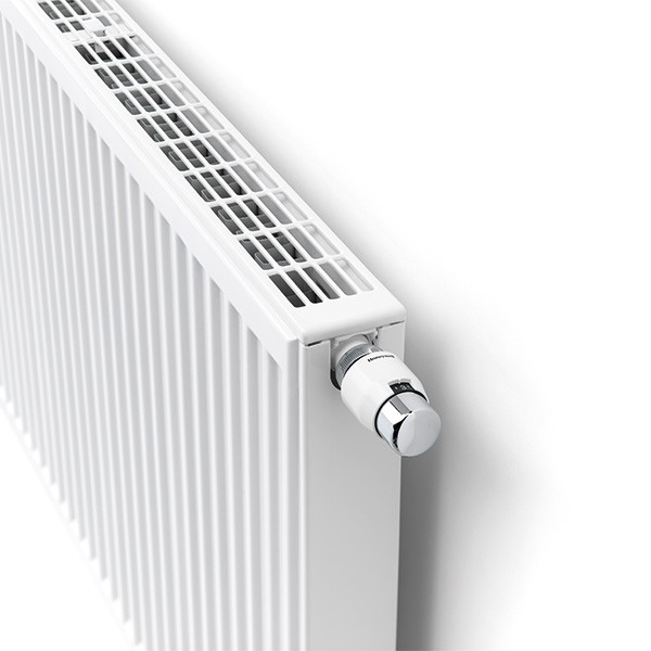 Henrad Premium ECO Profil-Ventilheizkörper Typ 33, dreireihig drei Konvektoren