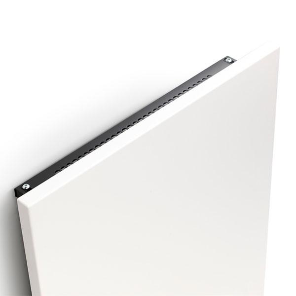 Henrad Alto Slim Vertikalheizkörper Typ 11, einreihig ein Konvektor, mit Seitenverkleidung