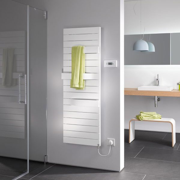 Kermi Tabeo-Elektro Design-Badheizkörper | Alternative Haustechnik