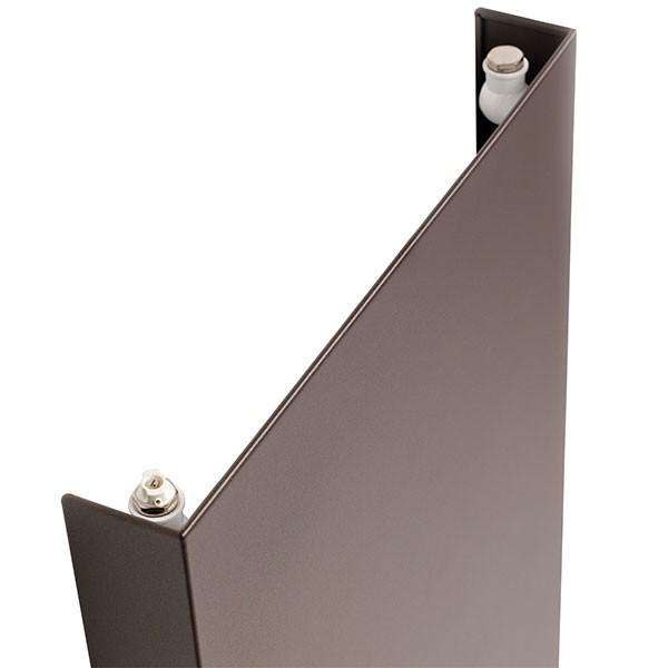 Henrad Alto Tango Vertikalheizkörper Typ 11, einreihig ein Konvektor
