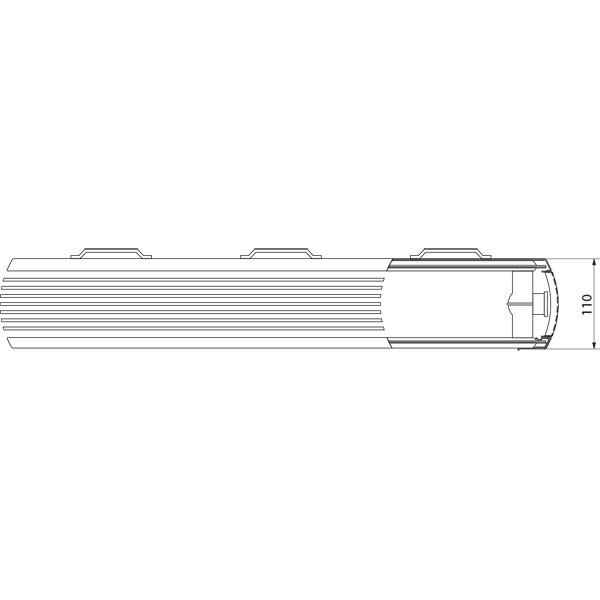 Purmo Dekorativheizkörper Faro H Typ 20, zweilagig ohne Konvektor