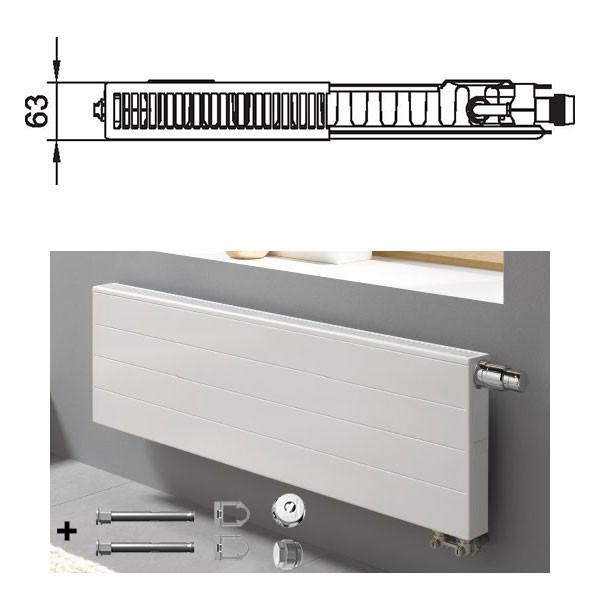 kermi therm x2 line ventilheizk rper typ 11 einreihig ein. Black Bedroom Furniture Sets. Home Design Ideas