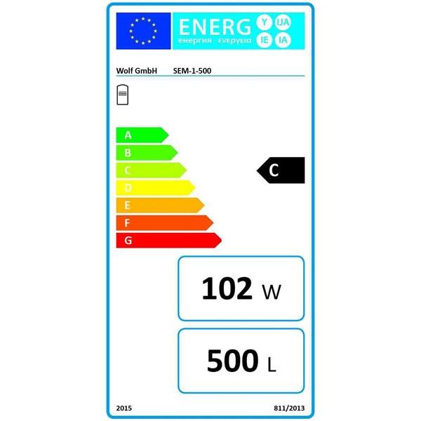 WOLF Solarspeicher SEM-1 500 l, 2444850