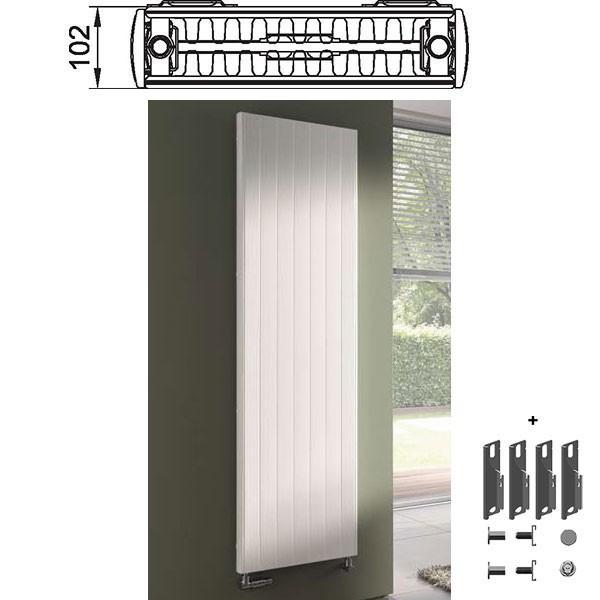 kermi verteo line flachheizk rper typ 22 zweireihig zwei konvektoren alternative haustechnik. Black Bedroom Furniture Sets. Home Design Ideas