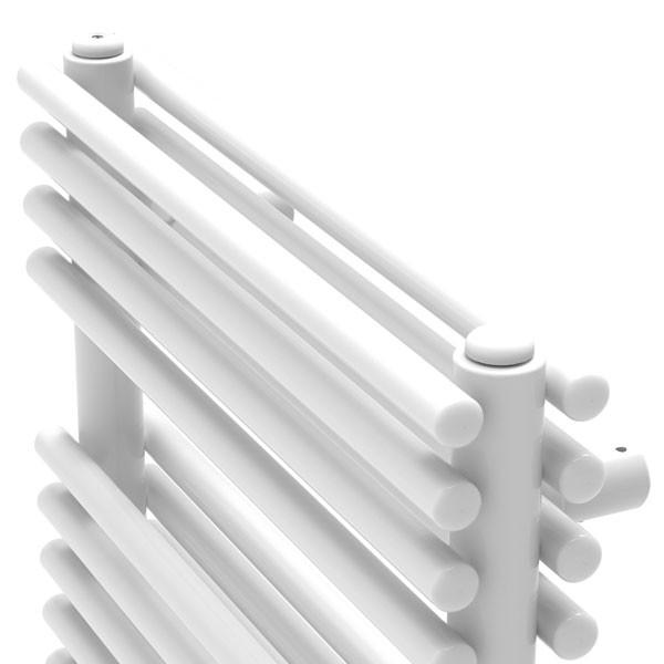 Henrad Arno Double Badheizkörper mit Rundröhren, zweireihig