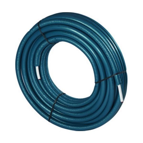 Uponor Uni Pipe PLUS Rohr, weiß vorgedämmt S6, im Ring