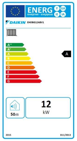 DAIKIN Altherma C Gas W top 12T, 12 kW Gaskessel zur Kombi mit Speicher